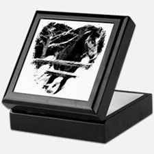 Horse Lover Keepsake Box