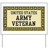 Veteran Yard Signs