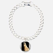 Golden Dream Horse Bracelet