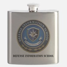 Defense Information School with Text Flask