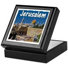 jerusalem Keepsake Box