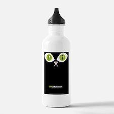 Wide Eye Notebook Water Bottle