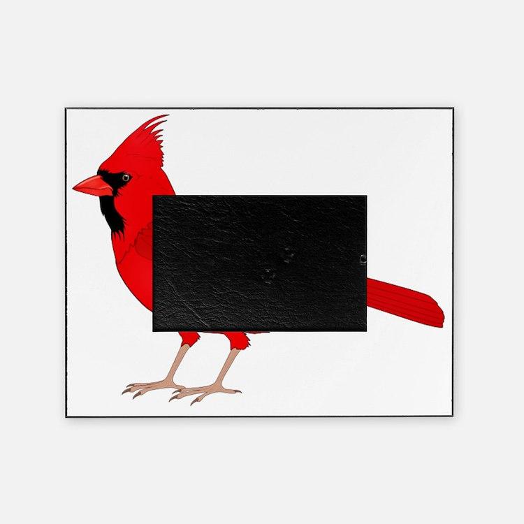 Claret Cardinal Picture Frame