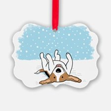 beaglesnowcp Ornament