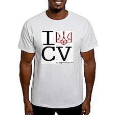 I[tryzub]CV T-Shirt