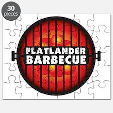 Flatlander Barbecue Competition Barbecue Te Puzzle
