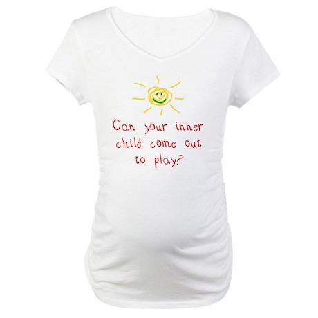 Inner Child Maternity T-Shirt