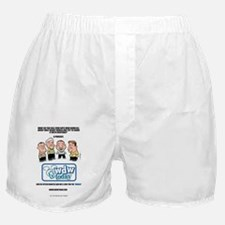 Old Ad Boxer Shorts