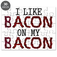 I Like Bacon on my Bacon Puzzle