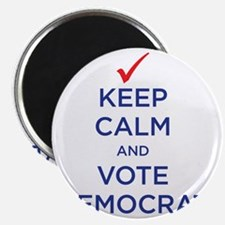 vote democrat Magnet