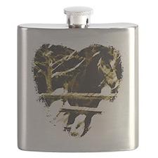 Horse Love Flask