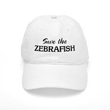 Save the ZEBRAFISH Baseball Cap