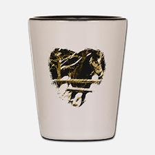 Horse Love Shot Glass