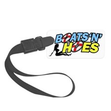 Boats N Hoes Luggage Tag