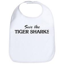 Save the TIGER SHARKS Bib