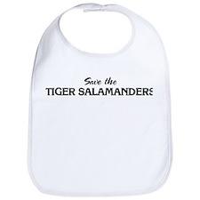 Save the TIGER SALAMANDERS Bib