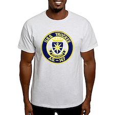 uss truckee patch transparent T-Shirt