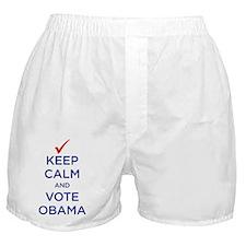 Vote Obama Boxer Shorts