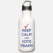 Vote Obama Water Bottle