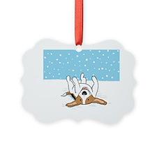 beaglemousepad2 Ornament
