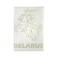Vintage Belarus Rectangle Magnet