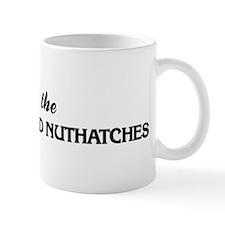 Save the WHITE-BREASTED NUTHA Coffee Mug