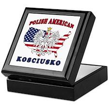 Kosciusko Texas Polish Keepsake Box