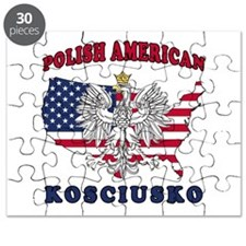 Kosciusko Texas Polish Puzzle