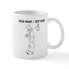 Custom Hobo Clown Mugs