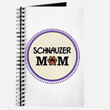 Schnauzer Dog Mom Journal
