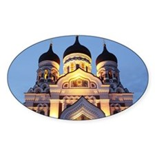 Church Decal