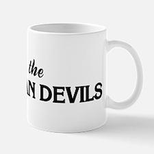 Save the TASMANIAN DEVILS Mug
