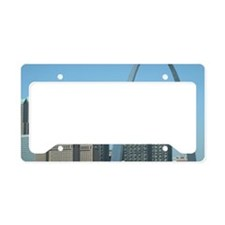 St. Louis Arch License Plate Holder