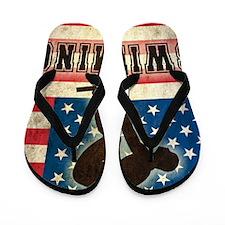Grunge USA Swiumming Flip Flops