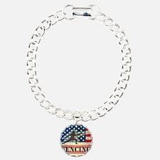 Grunge USA Fencing Bracelet
