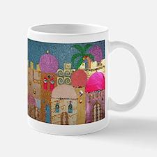 Holy Land Happy Christmas Mugs