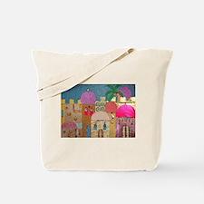 Holy Land Happy Christmas Tote Bag