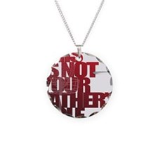 Not your fathers golf Necklace