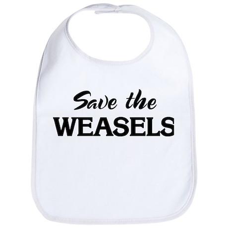 Save the WEASELS Bib
