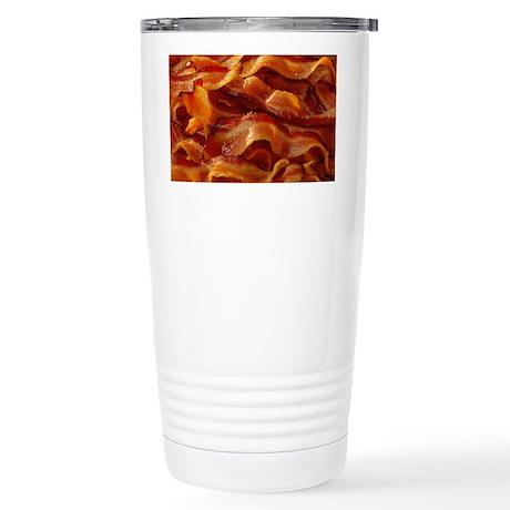 Bacon Stainless Steel Travel Mug