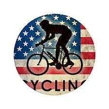 "Grunge Cycling 3.5"" Button"