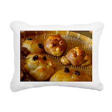 Kids breads Rectangular Canvas Pillow