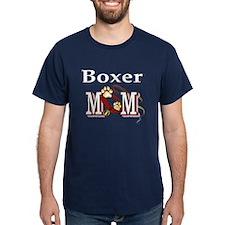 Boxer Dog Mom Gifts T-Shirt