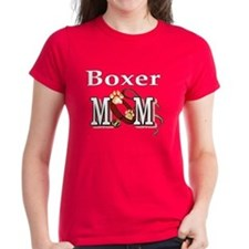 Boxer Dog Mom Gifts Tee