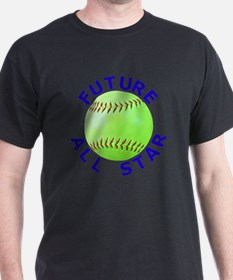 Kids Softball T-Shirt