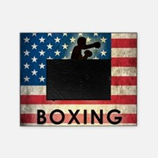Grunge Boxing Picture Frame