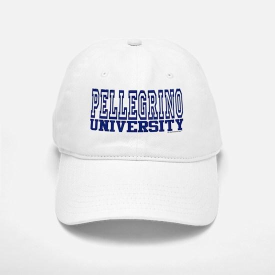 PELLEGRINO University Baseball Baseball Cap