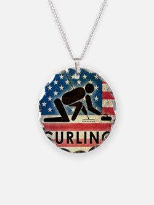 Grunge Curling Necklace