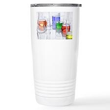 Science in color Travel Mug