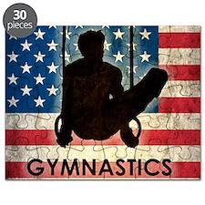 Grunge Gymnastics Puzzle